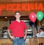 Michael Pecora, owner of Italia Brick Oven Pizzeria & Restaurant in Thornwood.