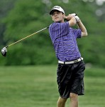 Pleasantville's Sessions Wins the Section One Golf Championship