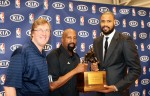 Chandler Wins Defensive POY, and Knicks Win First Playoff Game in 11 Years