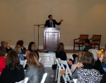 Sorkin Discusses Economy at WPH Auxiliary Luncheon
