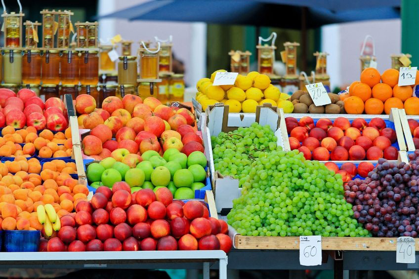 Fresh produce from the Hudson Valley is available at the Kent Lakes Farm Market on Route 311 in Carmel.