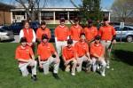 White Plains Golf Team Captures Conference Championship