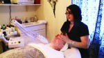 Kerry Kourie recently opened Skinchanted in Peekskill, where she specializes as an oncologist esthetician.