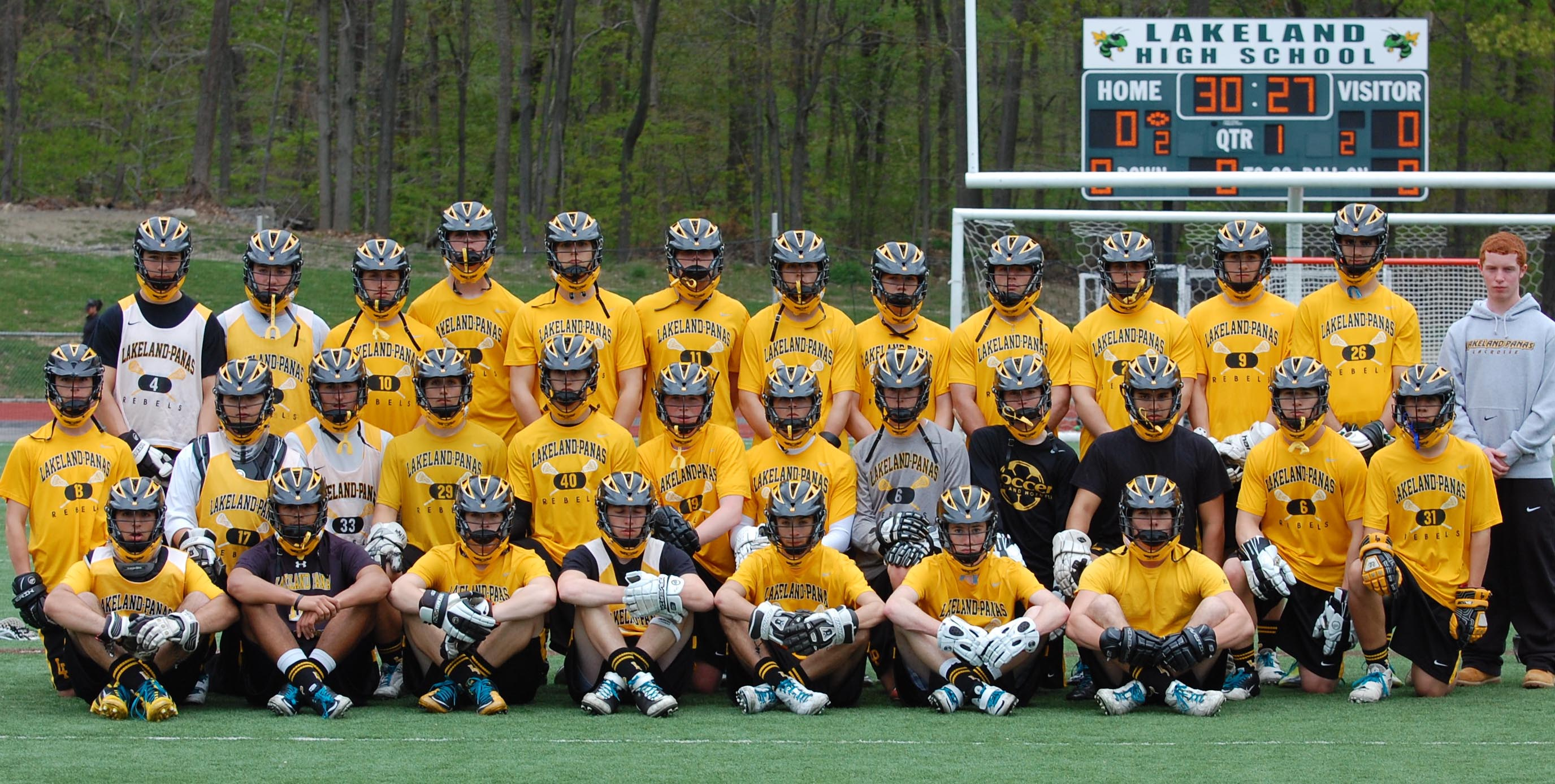 Lakeland and Walter Panas high school lacrosse teams will play a game to benefit the Cheryl R. Lindenbaum Cancer Center at Hudson Valley Hospital Center.