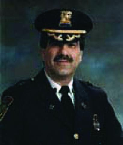 Former Chief Robert Pavone