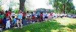 Thousands of people participated in the Walk Now for Autism Speaks event in White Plains.