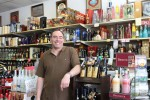 lewis Stern, owner of Yorktown Wines & liquors offers tradition wines and liquors as well as the new infused flavors.