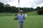 Cavaliere wins the Westchester County Junior Boys Championship
