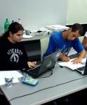 Through Eduscape Associates, students learn to hone their scholastic skills.