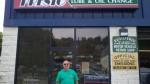 Jeff Kodes and his shop Presto Lub & Oil Change in Mount Kisco.