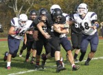 Football Notebook: Hackley, White Plains, Woodlands, Sleepy Hollow