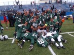Woodlands Falcons Capture Section I Class C Title 35-0 Over Rye Neck