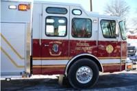 Peekskill Fire
