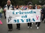 Annual Walk for Breast and Ovarian Cancer Support Initiatives, Sunday, Oct. 6
