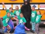 Bedford Road School Stuffs a Bus for Underprivileged Kids