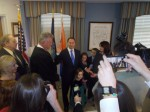 Astorino Looks for Bipartisanship, Mulls Governor Run to Start Second Term