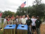 Mount Kisco Scout Honored for Completing Eagle Scout Project