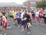 Runners Ready to Compete in Tina's 5K in Pleasantville