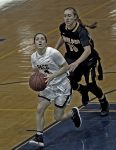Pace Women's Team Overtakes Adelphi in Home Opener