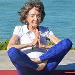 Oldest Living Yoga Instructor Shares Poses and Life Philosophy in White Plains