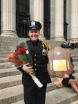 Yorktown High Grad Head of Class at NY City Police Academy
