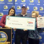 Cortlandt Couple Wins $5 Million in Mega Millions State Lottery