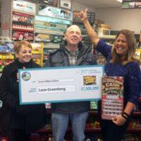Ossining Couple Wins $7M Jackpot Prize on Lottery Scratch-Off