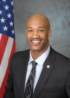 Peekskill Mayor Andre Rainey