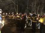 Pleasantville Firefighters Gather at Vigil to Remember Lost Friend