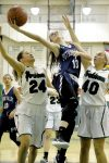 Girls Hoops Notebook  By Tony Pinciaro