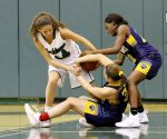 Girls' Hoops Notebook