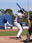 Examiner Publisher Fulfills Baseball Dream at Mets Fantasy Camp