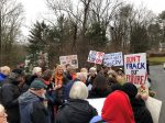 Protestors Rally Outside Cuomo's House, Demand Pipeline Risk Study