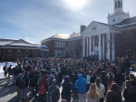 P'ville Students Join National Walkout for Gun Control Legislation