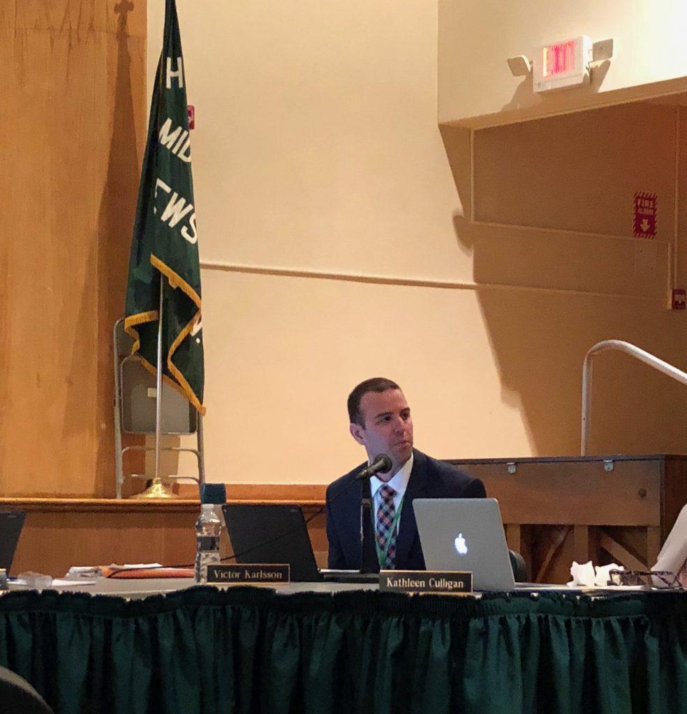 Spotsylvania School Board adopts budget