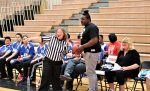 White Plains Tigers Pioneer League Homecoming Basketball Game