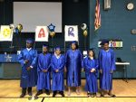 Edenwald School Seniors Reach New Heights at Graduation