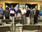Purple Heart Recipients Recognized at Ceremony in Yorktown