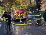 Firefighters Put Out Flames in P'ville House Fire