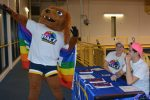 Pace Hoops Teams Show Pride in Support of LGBTQ Community