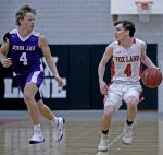 Crerend's 3-Pointers Lift Fox Lane Over the Indians