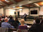 Kesten Hosts First Coalition Forum Focusing on Political Change