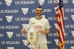Westchester Native to Compete at Squash Championship in Grand Central