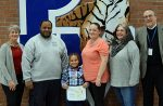 PV Student Honored for Radiant Positivity