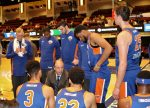 Westchester Knicks, 10-3, Corral the Herd for Historic Win