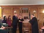 Dem, Two GOPers Sworn in to County Leg.