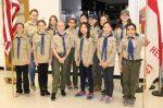 Yorktown Boy Scouts Make History Welcoming Female Troops