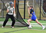 Girls LAX Notebook