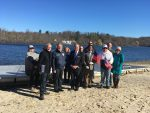 State Pilot Project to Treat Mohegan Lake Lauded