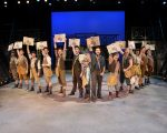 'Newsies' Delivers Powerfully at Westchester Broadway Theatre